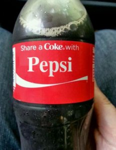 funny-Coke-share-Pepsi