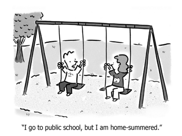 Funny Education Joke About School Life